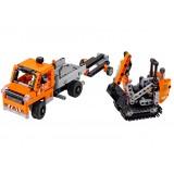 LEGO Echipaj pentru repararea drumurilor (42060) {WWWWWproduct_manufacturerWWWWW}ZZZZZ]