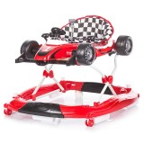 Resigilat: Premergator Chipolino Racer 4 in 1 red