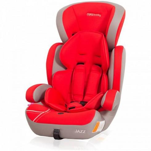 Scaun auto Coto Baby Jazz rosu 2015