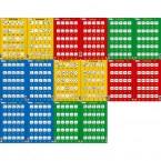 Set 16 Puzzle-uri Larsen adunarea si scaderea 0-20