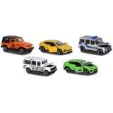 Set Majorette 5 masinute SUV 4x4 {WWWWWproduct_manufacturerWWWWW}ZZZZZ]