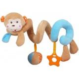 Spirala cu jucarii Baby Mix Monkey