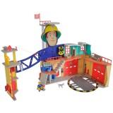 Jucarie Simba Statie de pompieri Fireman Sam, Sam Ultimate Firestation XXL cu figurina si accesorii {WWWWWproduct_manufacturerWWWWW}ZZZZZ]
