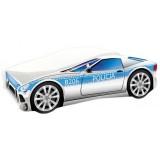 Patut MyKids Race Car 09 Policja 160x80