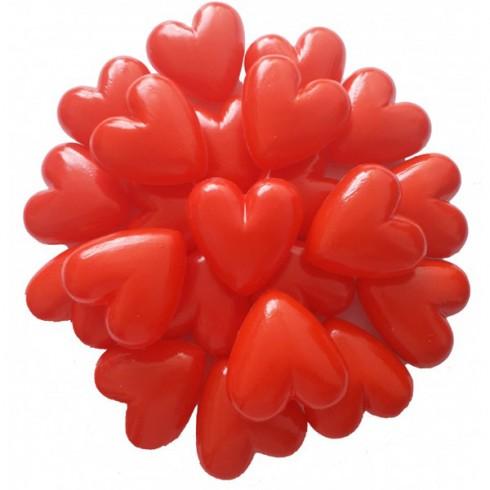 Set 50 inimioare Super Plastic Toys Red Heat