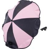 Umbreluta Altabebe B3204459 pentru carucioare roz negru