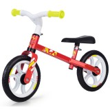 Bicicleta fara pedale Smoby First Bike red