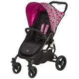 Carucior Valco Snap 4 CZ Edition pink flowers