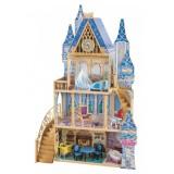 Casuta pentru papusi KidKraft Cinderella Royal Dream
