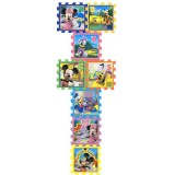 Covoras de joaca Knorrtoys Sotron Minnie & Mickey Mouse
