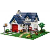 LEGO Creator - Casa 3 in 1 cu Garaj