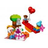 Picnicul aniversar LEGO DUPLO (10832) {WWWWWproduct_manufacturerWWWWW}ZZZZZ]