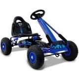 Go Kart Moni Racer albastru