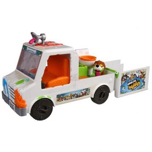 Jucarie Moose The Ugglys Pet Shop Camion de Spalat Catei