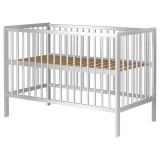 Patut copii din lemn Hubners Dominic 120x60 cm alb {WWWWWproduct_manufacturerWWWWW}ZZZZZ]