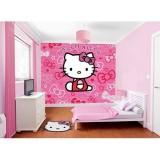 Tapet Walltastic Hello Kitty