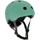 Casca de protectie Scoot and Ride marime S-M forest