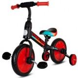 Bicicleta Sun Baby 016 Molto Leggero 3 in 1 red