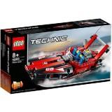 LEGO Technic Barca cu Motor 42089