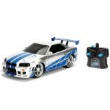 Masina Jada Toys Fast and Furious Nissan Skyline GTR 1:24 cu telecomanda {WWWWWproduct_manufacturerWWWWW}ZZZZZ]