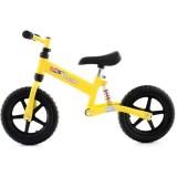 Bicicleta fara pedale Eurobaby Fbb-1 galbena