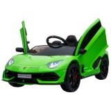 Masinuta electrica Chipolino Lamborghini Aventador SVJ green {WWWWWproduct_manufacturerWWWWW}ZZZZZ]