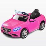 Masinuta electrica Toyz Mercedes-Benz S63 pink