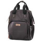 Rucsac si gentuta de infasat Chipolino brown leather