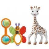 Set Jucarii cu activitati Vulli girafa Sophie
