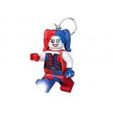 Breloc cu lanterna LEGO Harley Quinn (LGL-KE99) {WWWWWproduct_manufacturerWWWWW}ZZZZZ]