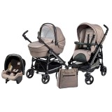Carucior Peg Perego Pliko Switch Four Sportivo 3 in 1 geo