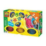 Set SES Fingerpaint & Stamps