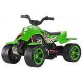 ATV cu pedale Falk Quad Green Pirate