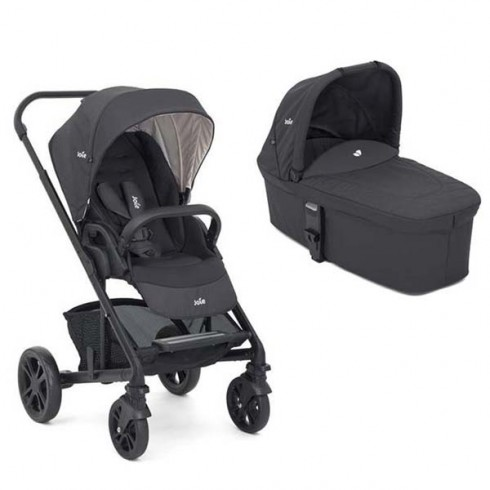 Carucior Joie Chrome 2 in 1 ember