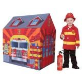 Cort de joaca Knorrtoys Statia de Pompieri
