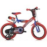Bicicleta Dino Bikes Spiderman 14