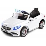 Masinuta electrica Toyz Mercedes-Benz S63 white
