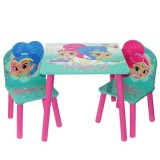 Set masuta si scaune Global Shimmer & Shine