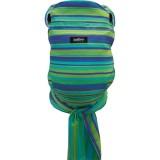 Marsupiu Womar Ergonomic Joy N23 Zaffiro albastru verde