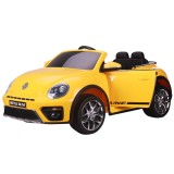 Masinuta electrica Chipolino Volkswagen Beetle Dune yellow {WWWWWproduct_manufacturerWWWWW}ZZZZZ]