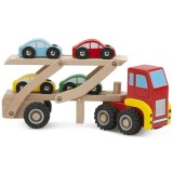 Jucarie New Classic Toys Transportor masini