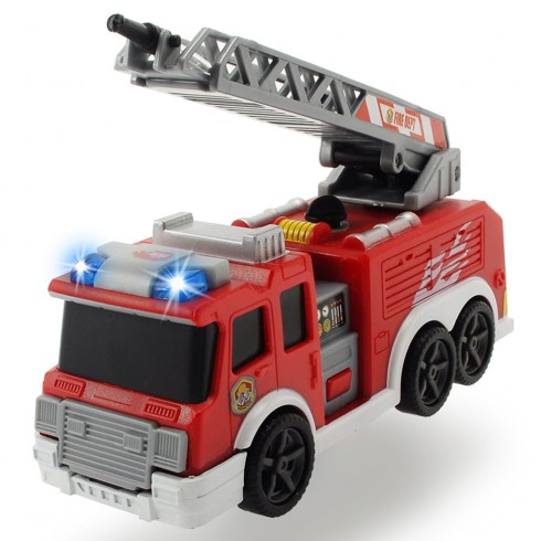 Masina de pompieri Dickie Toys Mini Action Series Fire Truck {WWWWWproduct_manufacturerWWWWW}ZZZZZ]