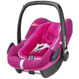 Scaun auto Maxi Cosi Pebble Plus I-Size frequency pink