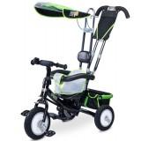Tricicleta cu copertina Toyz Derby green
