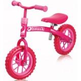Bicicleta fara pedale Hauck E-Z Rider 10 bubble pink