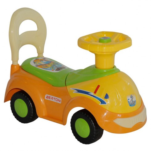 Masinuta Bertoni - Lorelli Z2 yellow