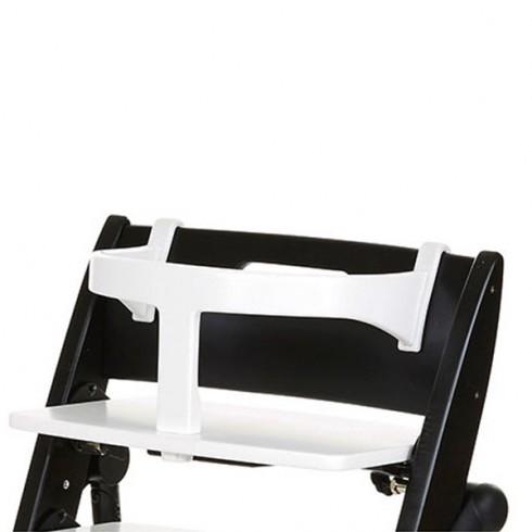 Bara fata ABC Design pentru scaun de masa Hopper white