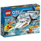 LEGO City Avion de Salvare pe Mare 60164