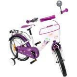 Bicicleta MyKids Toma Princess 16 violet