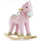 Calut balansoar Milly Mally Pony pink